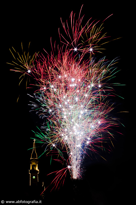 Fuochi artificiali - Italia
