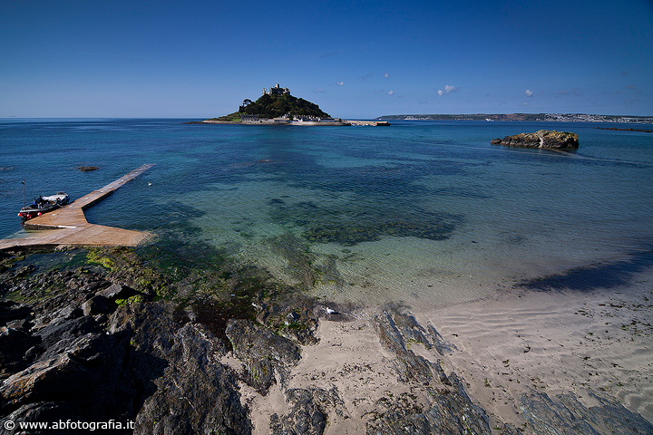 St Michael's Mount, Cornwall - Inghilterra