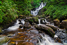 Torc Waterfall, Killarney National Park - Irlanda